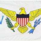US Virgin Islands - 2'X3' Nylon Flag