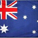 Australia - 2'X3' Nylon Flag
