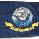 Navy - 2'X3' Nylon Flag