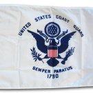 Coast Guard - 2'X3' Nylon Flag
