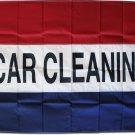 Car Cleaning - 3'X5' Nylon Flag