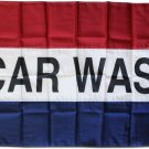 Car Wash - 3'X5' Nylon Flag