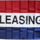 Leasing - 3'X5' Nylon Flag