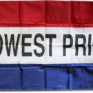 Lowest Price - 3'X5' Nylon Flag