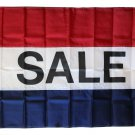 Sale - 3'X5' Nylon Flag (red/white/blue)