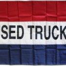 Used Trucks - 3'X5' Nylon Flag