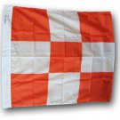 Airfield Vehicle - 3'x3' Nylon Flag (w/pole band)