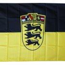 Baden-Wuerttemberg - 3'X5' Polyester Flag