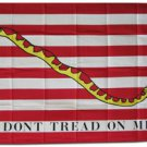 First Navy Jack - 3'X5' Polyester Flag