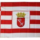Bremen - 3'X5' Polyester Flag