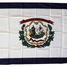 West Virginia - 3'X5' Polyester Flag