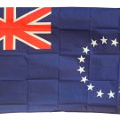 Cook Islands - 3'X5' Polyester Flag