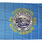 South Dakota - 3'X5' Polyester Flag