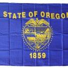 Oregon - 3'X5' Polyester Flag (Single-Reverse)