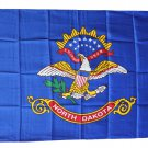 North Dakota - 3'X5' Polyester Flag