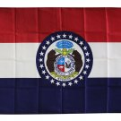 Missouri - 3'X5' Polyester Flag