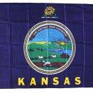 Kansas - 3'X5' Polyester Flag