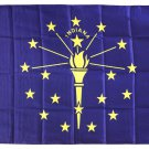 Indiana - 3'X5' Polyester Flag