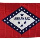 Arkansas - 3'X5' Polyester Flag