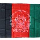 Afghanistan - 3'X5' Polyester Flag