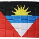 Antigua and Barbuda - 3'X5' Polyester Flag