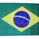 Brazil - 3'X5' Polyester Flag