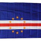 Cape Verde - 3'X5' Polyester Flag