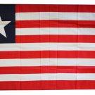 Liberia - 3'X5' Polyester Flag