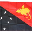 Papua New Guinea - 3'X5' Polyester Flag