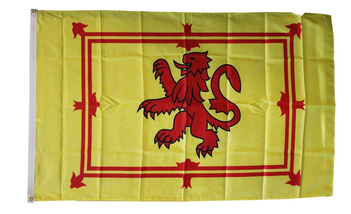Scotland - 3'X5' Polyester Flag (Lion)