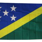 Solomon Islands - 3'X5' Polyester Flag