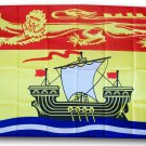 New Brunswick - 3'X5' Polyester Flag