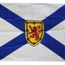 Nova Scotia - 3'X5' Polyester Flag