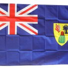 Turks and Caicos - 3'X5' Polyester Flag
