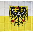 Lower Silesia - 3'X5' Polyester Flag