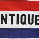 Antiques - 3'X5' Polyester Flag