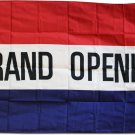 Grand Opening - 3'X5' Polyester Flag