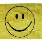 Smiley Face - 3'X5' Polyester Flag