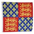 King Edward III - 3'X3' Polyester Flag