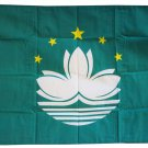 Macao - 3'X5' Polyester Flag