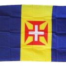 Madeira - 3'X5' Polyester Flag