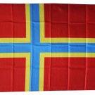Orkney Islands - 3'X5' Polyester Flag (Current 2007 Flag)