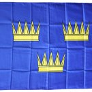 Munster (Irish Province) - 3'X5' Polyester Flag