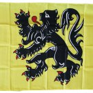 Flanders - 3'X5' Polyester Flag (Region of Belgium)