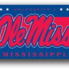 University of Mississippi - 3' x 5' Polyester Flag