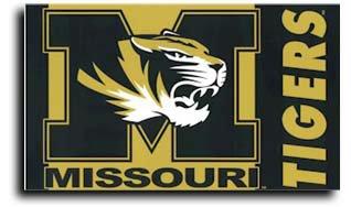 University of Missouri - 3' x 5' Polyester Flag