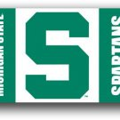 Michigan State - 3' x 5' NCAA Polyester Flag