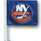New York Islanders Car Flag