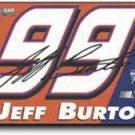 Jeff Burton Car Flag