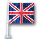 United Kingdom Car Flag